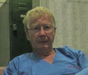 Dr Tony Mundy